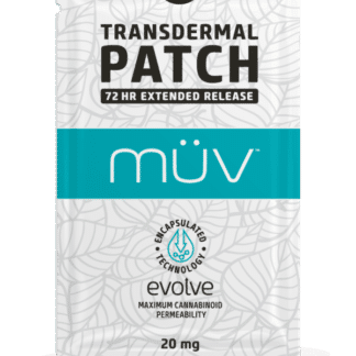 AltMed MUV Evolve CBD Transdermal Patch