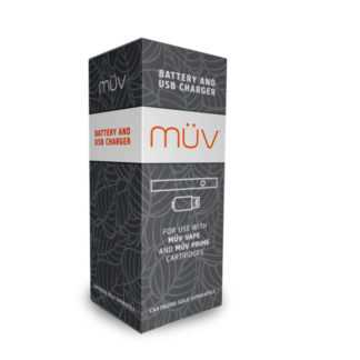 AltMed MUV Replacement Vape Pen Battery and Charger