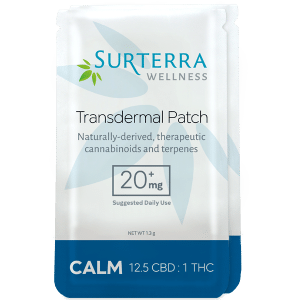 Surterra Calm Transdermal Patch