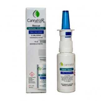 Trulieve Nasal Rescue Spray