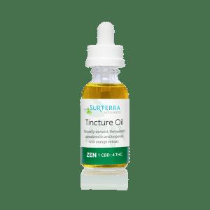 Surterra Zen Tincture Oil