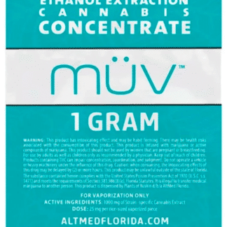 AltMed MUV Extract-Blue