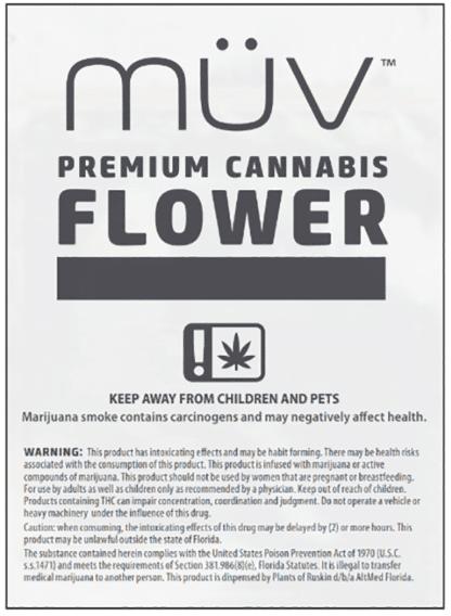 MUV Premium Cannabis Flower