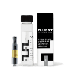 FLUENT BLACK VAPE CARTRIDGE