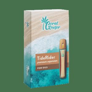 tiderider rechargeable vape device aqua