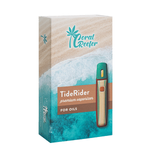 tiderider rechargeable vape device