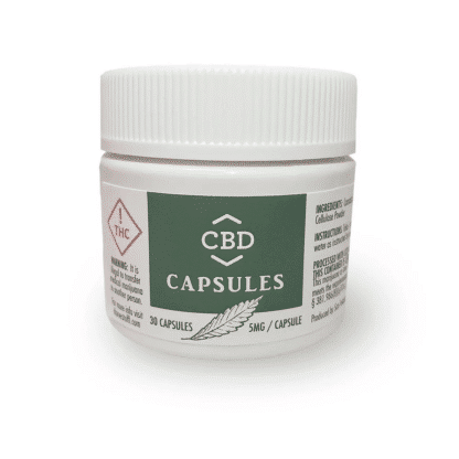 CBx Sciences CBD Capsules