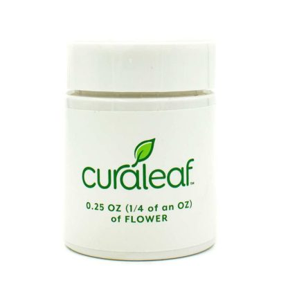 Curaleaf Flower 1-4oz