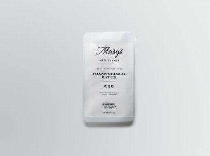 Marys Medicinals CBD Transdermal Patch