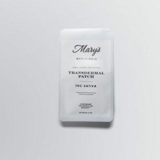 Marys Medicinals Sativa Transdermal Patch