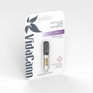 VidaCann Indica Vape Cartridge