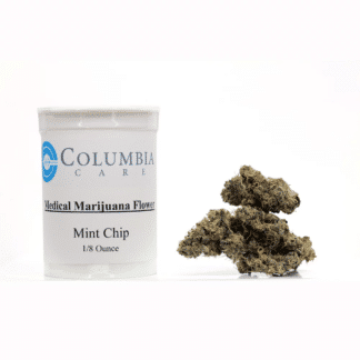 columbia care Mint chip flower