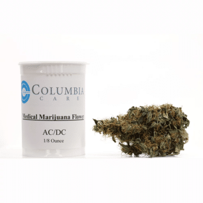 columbia care acdc flower