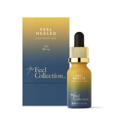 rise feel healed cbd tincture