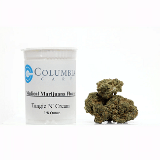columbia care flower tangie n cream