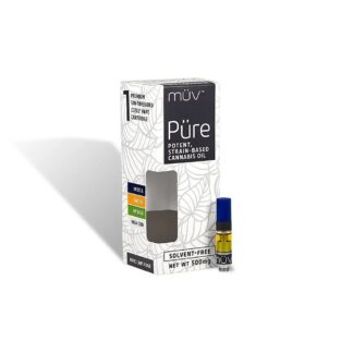 MUV Pure Cartridge Black Mamba