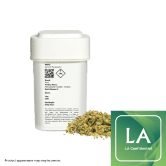 La Confidential Ground FLower