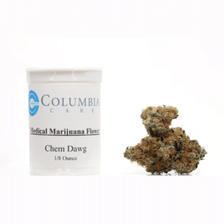 columbia care chemdawg flower