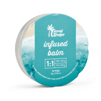 Infused Balm 1:1