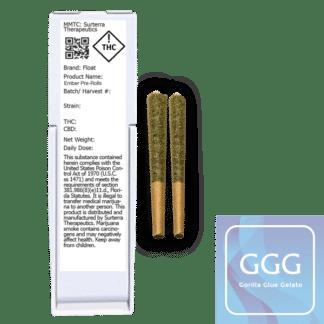 Gorilla Glue Gelato Pre Rolls