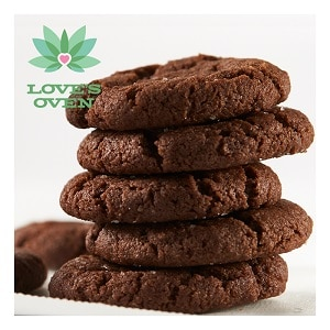 Choc Cookies - Oven Love